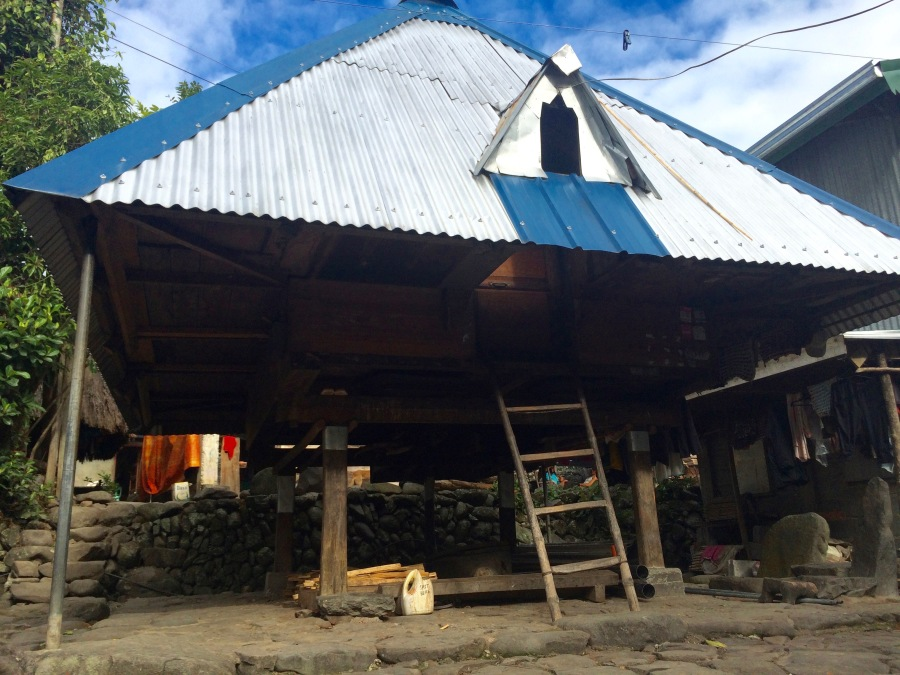 The hut we slept in in Cambulo.