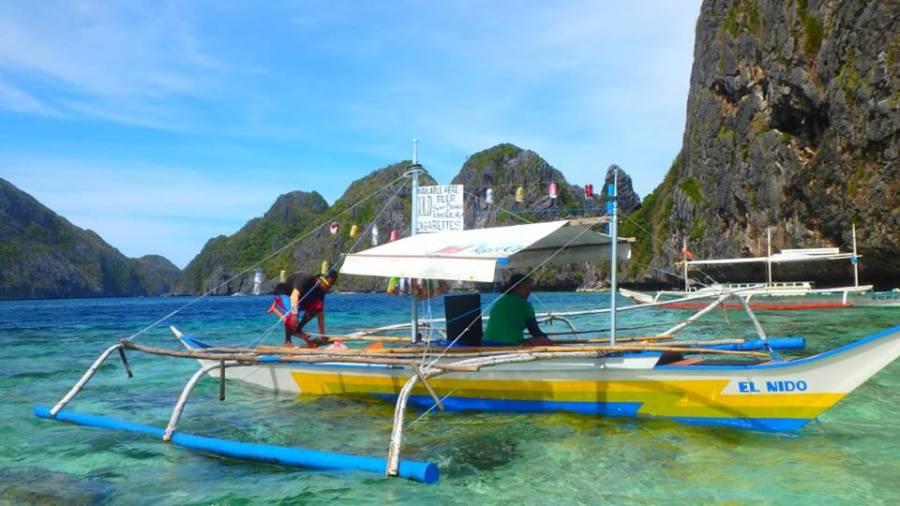 Bacuit Archipelago, El Nido, Palawan, Philippines.